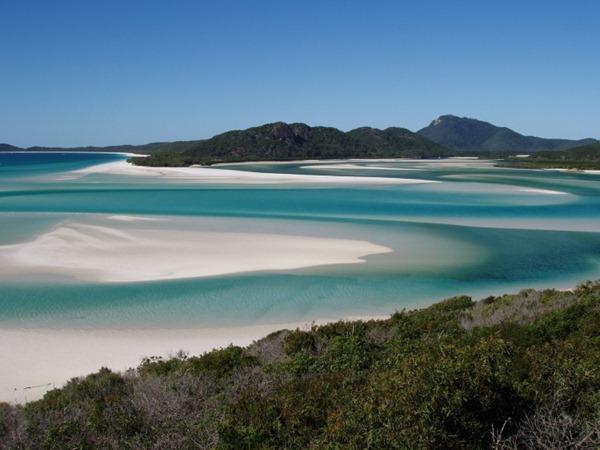 شوآطىء الجنه البيضاءء استراليا